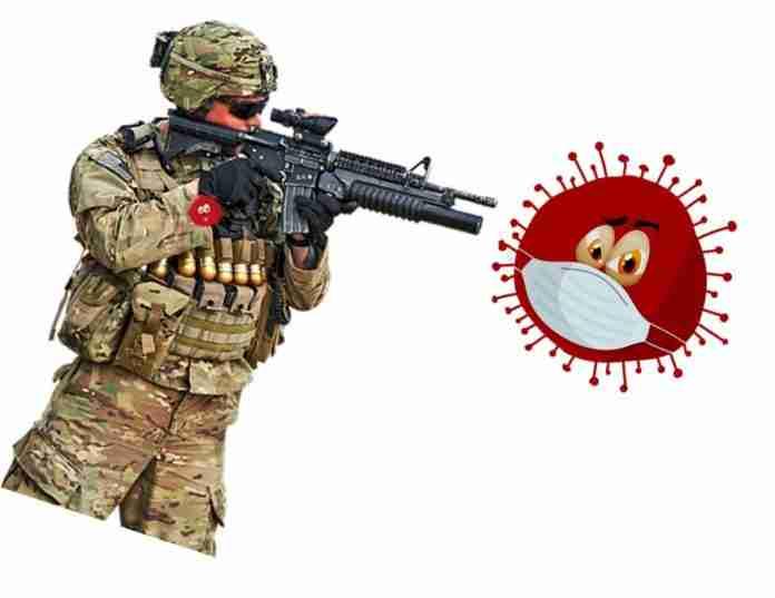 arma contra virus